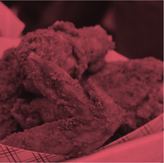 Brand Customer Experiernce BCX fried chicken experience fail